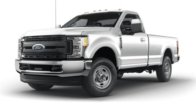 2019 Ford F-250 F-250 XL Regular Cab Pickup
